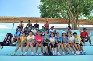 lucena tennis team